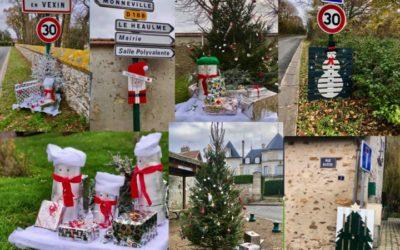Noël 2020 à Neuilly-en-Vexin